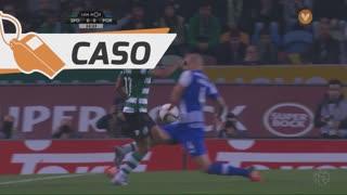 Sporting CP, Caso, João Mário aos 21'