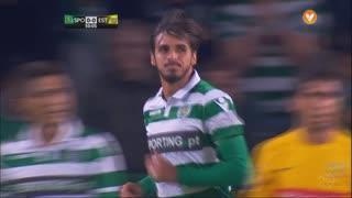 Sporting CP, Jogada, B. Ruiz aos 50'