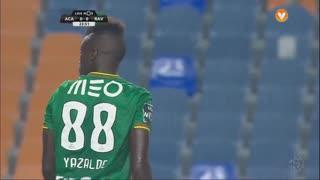 Rio Ave FC, Jogada, Yazalde aos 24'