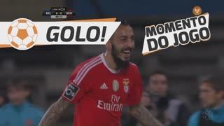 GOLO! SL Benfica, K. Mitroglou aos 41', Belenenses 0-1 SL Benfica