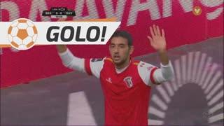 GOLO! SC Braga, Hassan aos 10', SC Braga 1-0 Rio Ave FC