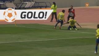 GOLO! U. Madeira, Amilton aos 36', U. Madeira 2-0 Vitória FC