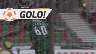GOLO! Marítimo M., D. Djoussé aos 66', Marítimo M. 3-0 Vitória SC