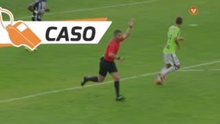 Vitória FC, Jogada, Arnold aos 37'