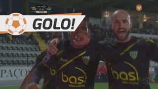 GOLO! CD Tondela, Nathan Junior aos 14', FC P.Ferreira 0-1 CD Tondela