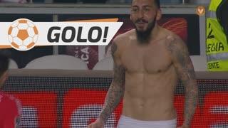 GOLO! SL Benfica, K. Mitroglou aos 87', SL Benfica 4-0 CD Tondela