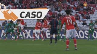 Rio Ave FC, Caso, Wakaso aos 30'