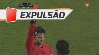 FC Porto, Expulsão, P. Osvaldo aos 74'
