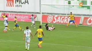 Moreirense FC, Jogada, Luis Carlos aos 8'