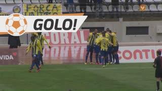 GOLO! U. Madeira, Breitner aos 42', U. Madeira 2-0 FC P.Ferreira