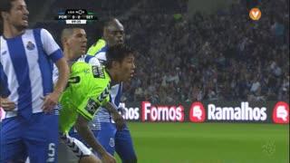 Vitória FC, Jogada, Hyun-Jun Suk aos 9'