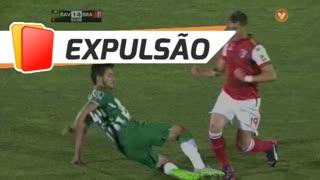 Rio Ave FC, Expulsão, Nélson Monte aos 54'