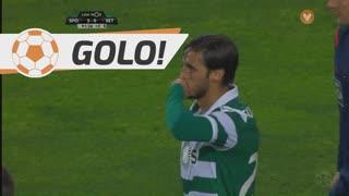 GOLO! Sporting CP, B. Ruiz aos 90'+2', Sporting CP 5-0 Vitória FC