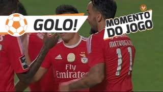 GOLO! SL Benfica, K. Mitroglou aos 74', SL Benfica 1-0 Estoril Praia