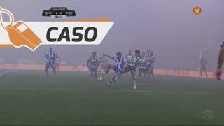 FC Porto, Caso, J. Corona aos 4'