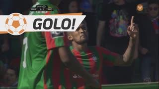 GOLO! Marítimo M., Dyego Sousa aos 90'+1', Marítimo M. 1-2 FC Arouca