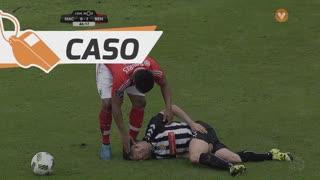 SL Benfica, Caso, Eliseu aos 47'