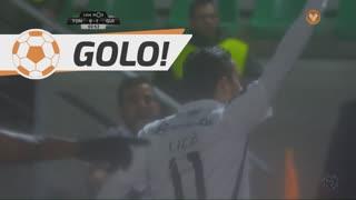 GOLO! Vitória SC, Licá aos 2', CD Tondela 0-1 Vitória SC