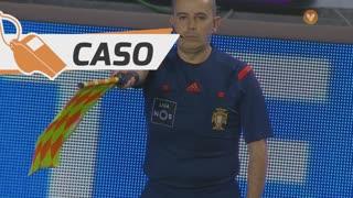SL Benfica, Caso, K. Mitroglou aos 1'