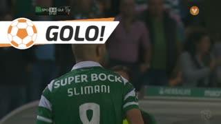 GOLO! Sporting CP, Slimani aos 58', Sporting CP 3-0 Vitória SC