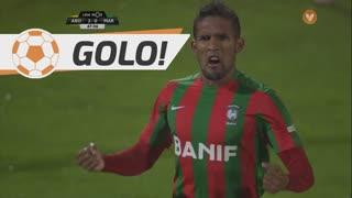 GOLO! Marítimo M., Dyego Sousa aos 48', FC Arouca 2-1 Marítimo M.