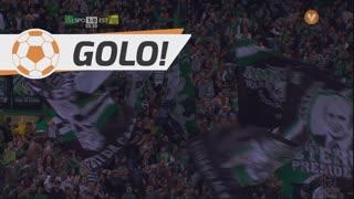 GOLO! Sporting CP, T. Gutiérrez aos 55', Sporting CP 1-0 Estoril Praia