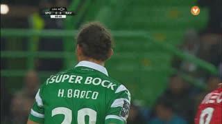 Sporting CP, Jogada, H. Barcos aos 68'