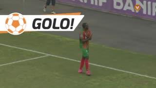 GOLO! Marítimo M., M. Marega aos 90'+3', Marítimo M. 1-0 CD Tondela