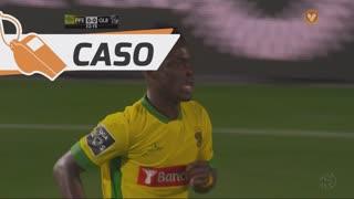 FC P.Ferreira, Caso, B. Osei aos 32'