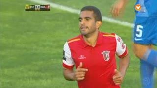 SC Braga, Jogada, Luiz Carlos aos 45'