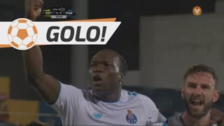 GOLO! FC Porto, Aboubakar aos 18', Estoril Praia 1-1 FC Porto