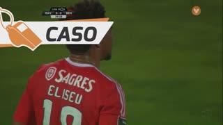 SL Benfica, Caso, Eliseu aos 27'