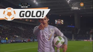 GOLO! U. Madeira, Danilo Dias aos 62', FC Porto 2-1 U. Madeira