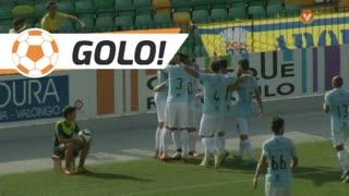 GOLO! FC Arouca, Nuno Valente aos 34', FC P.Ferreira 1-1 FC Arouca