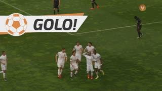 GOLO! Estoril Praia, Gerso Fernandes aos 26', A. Académica 0-2 Estoril Praia