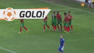GOLO! Marítimo M., M. Marega aos 14', Marítimo M. 2-0 Moreirense FC
