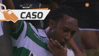 Boavista FC, Caso, Philipe aos 40'