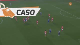 SL Benfica, Caso, Samaris aos 28'