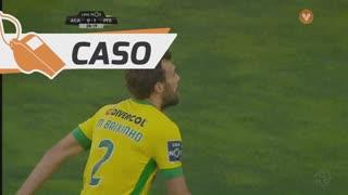 FC P.Ferreira, Caso, Marco Baixinho aos 28'