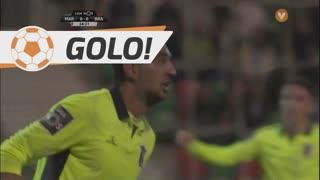 GOLO! SC Braga, Hassan aos 24', Marítimo M. 0-2 SC Braga