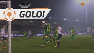 GOLO! Boavista FC, I. Iriberri aos 24', CD Tondela 0-1 Boavista FC