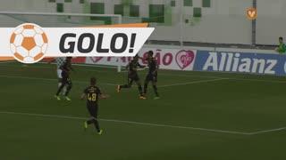 GOLO! CD Tondela, Nathan Junior aos 25', Moreirense FC 1-1 CD Tondela