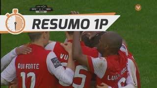 I Liga (17ªJ): Resumo Sporting CP 3-2 SC Braga