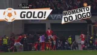 GOLO! SL Benfica, Jonas aos 90'+3', Boavista FC 0-1 SL Benfica