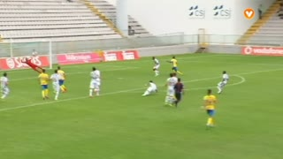 FC Arouca, Jogada, Nuno Valente aos 41'