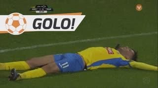 GOLO! FC Arouca, Ivo Rodrigues aos 26', FC Arouca 2-0 Marítimo M.