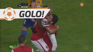 GOLO! SC Braga, Hassan aos 83', SC Braga 2-0 Estoril Praia