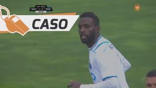 Rio Ave FC, Caso, Heldon aos 66'