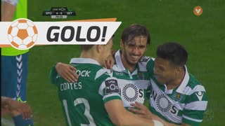 GOLO! Sporting CP, B. Ruiz aos 71', Sporting CP 4-0 Vitória FC