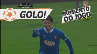 GOLO! Os Belenenses, M. Bakić aos 66', Moreirense FC 2-3 Os Belenenses